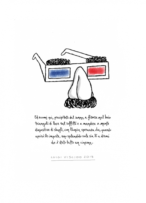 Luigi Viscido - Nell'anorma: Tutto un cinema