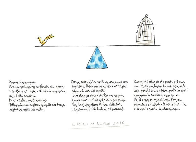 Luigi Viscido - Nell'anorma: Anno nuovo