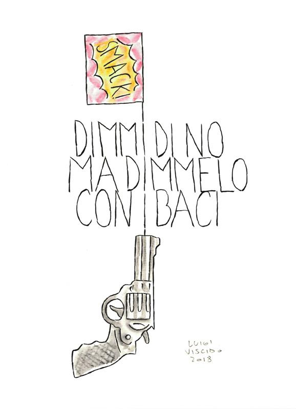 Luigi Viscido - Nell'anorma: Baci