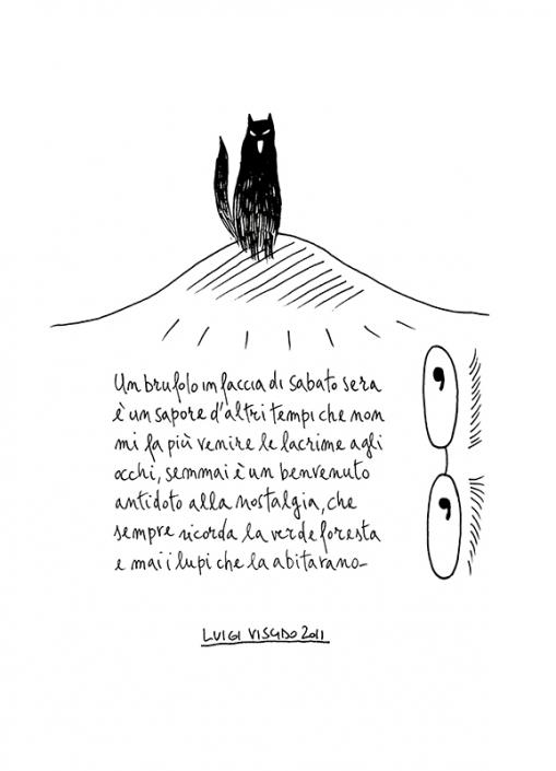 Luigi Viscido - Nell'anorma: La verde foresta