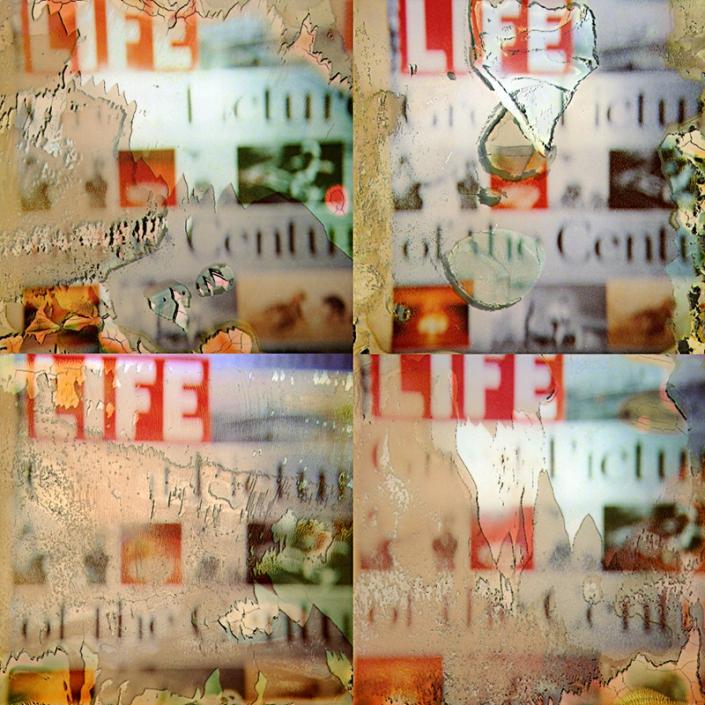 Luigi Viscido - Polaroid: Life