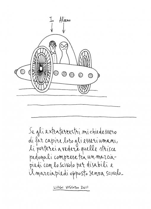 Luigi Viscido - Nell'anorma: Alieni