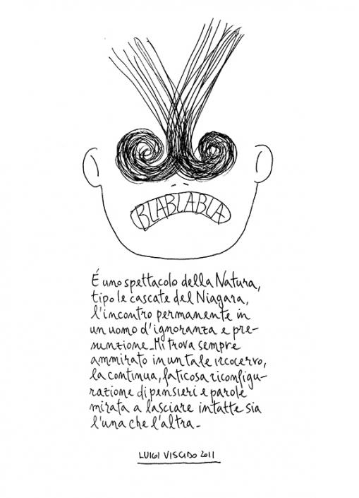 Luigi Viscido - Nell'anorma: Niagara